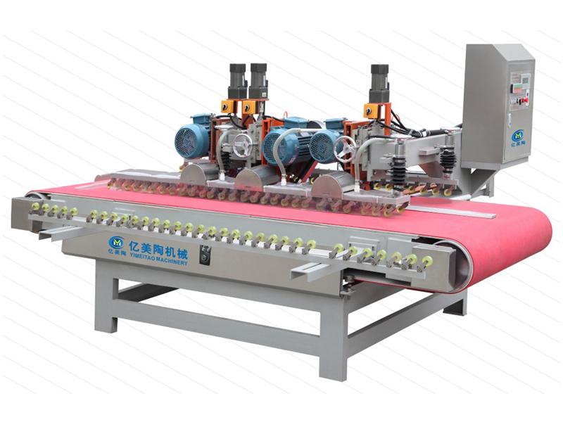 YMT-1800型全自动数控油浸式修边切割机
